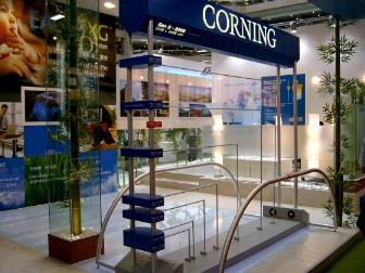 8G glass substrate from Corning