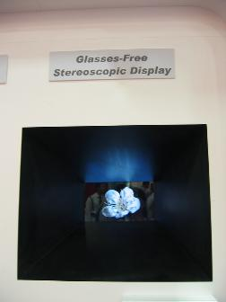 CPT shows glasses-free stereoscopic display at FPD Taiwan 2006