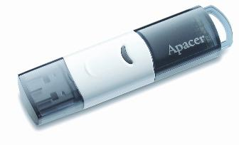 Apacer unveils new AH320 flash drive