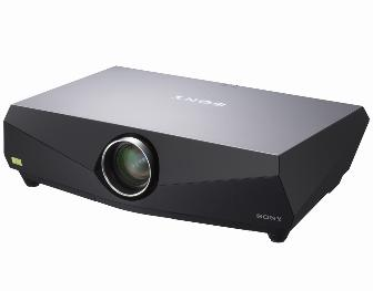 Sony introduces new LCD projectors