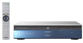 The Sony BDP-S1 Blu-ray Disc player