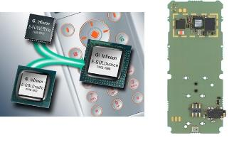 Infineon's E-GOLDvoice chip will help reduce handset-manufacturing costs to below US$16