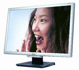 Acer 22-inch LCD monitor costs less than NT$10,000