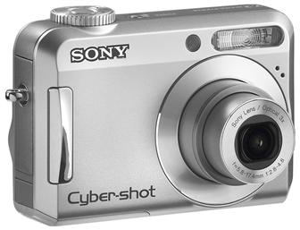 The Sony Cybershot DSC-S650