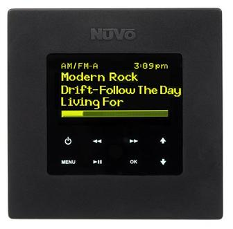 Osram Pictiva OLED for home audio controller