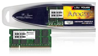 Walton Chaintech Apogee low-power SO-DIMM series