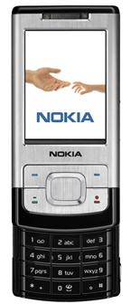 The Nokia 6500 slider phone