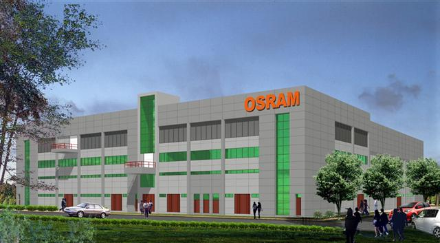 Osram breaks ground in Malaysia for new LED chip plant