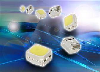 Toshiba launches new white LEDs