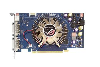 Asustek EN8600GT/HTDI/256M graphics card