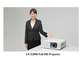 Sanyo rolls out new 1080p front projector