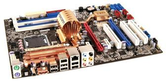 The Foxconn Mars motherboard