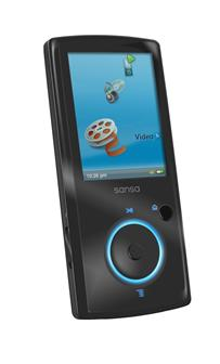 SanDisk introduces new Sansa View MP3 player
