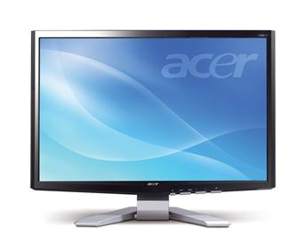 Acer introduces new widescreen monitors