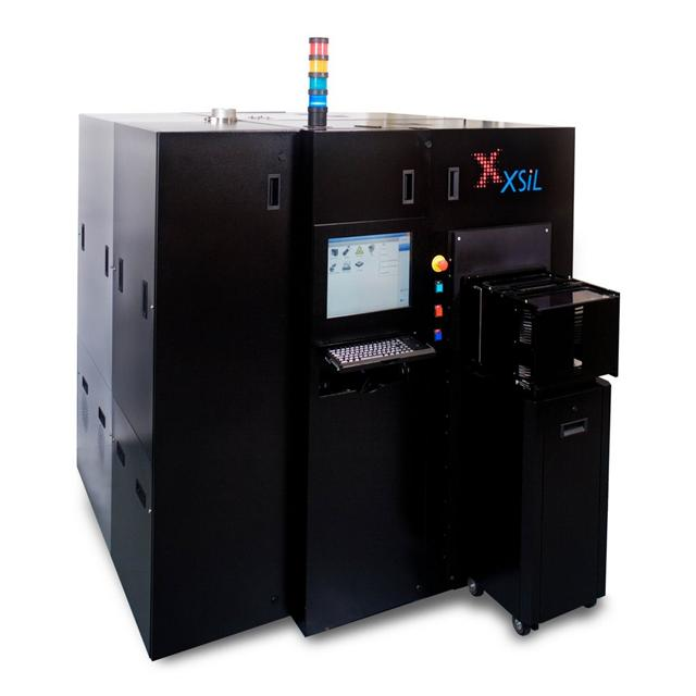 The Xsil X300D+ laser dicing system