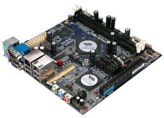 VIA EPIA SN series mini-ITX motherboard