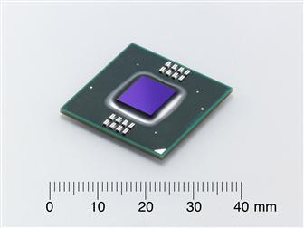 Toshiba SpursEngine CPU with SPE core