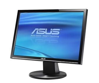 Asustek unveils high resolution 19-inch LCD monitor