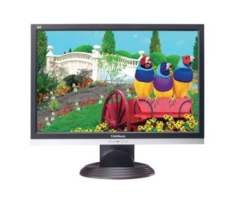 ViewsSonic 22-inch 16:10 widescreen monitor