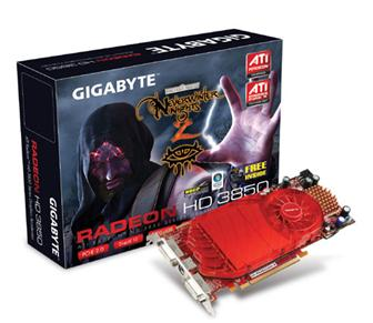 Gigabyte GV-RX385256H-B graphics card