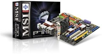 MSI P7N Diamond motherboard