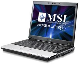 MSI VR420 notebook