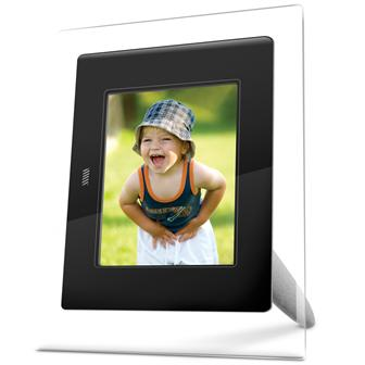 CES 2008: ViewSonic 8-inch DF88W digital photo frame