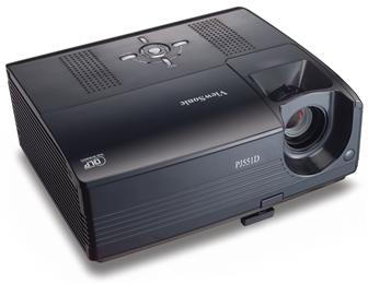 ViewSonic PJ551D projector