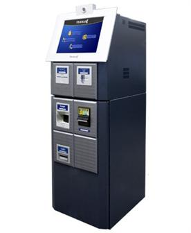Tranax TK1000 non-cash dispensing transactional kiosks
