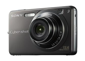 Sony Cyber-shot W300 digital camera