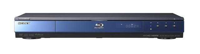Sony Bly-ray Disc players updated