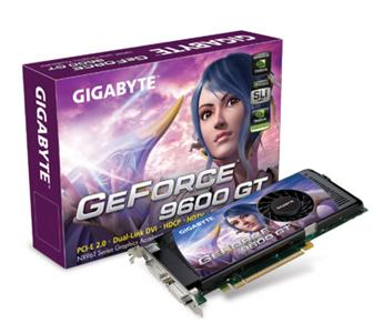 Gigabyte GV-NX96T512H-B graphics card