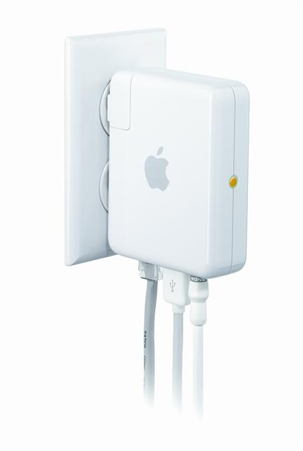 Apple AirPort Express with 802.11n