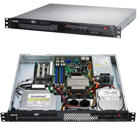 Asustek RS100-E5/PI2 server