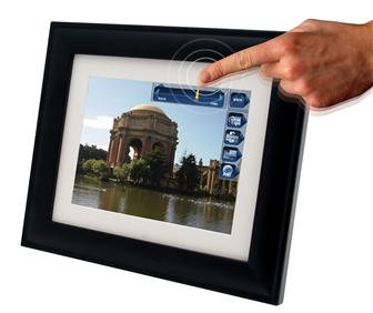 Pandigital PanTouch digital photo frame