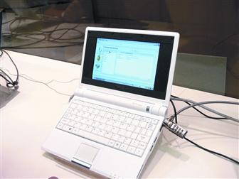 Second generation Eee PC