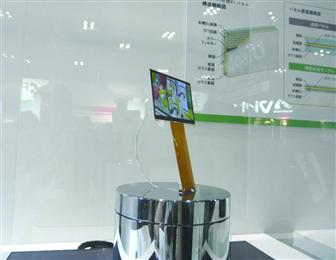 Sony 3.5-inch OLED panel
