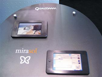Qualcomm Mirasol display