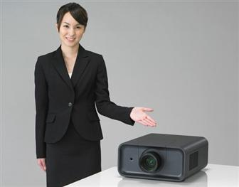 Sanyo 4LCD projector