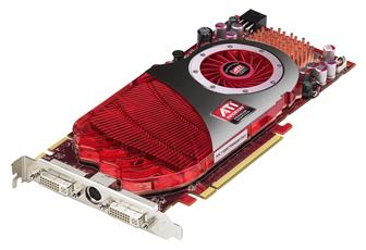 AMD's ATI Radeon HD 4850 graphics card