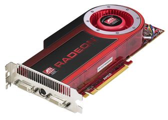 AMD's ATI Radeon HD 4870 graphics card