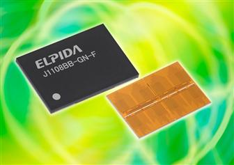 Elpida introduces 2Gbps high-speed DDR3