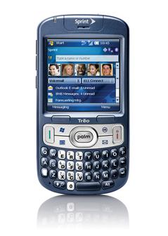 Palm Treo 800w, Sprint's newest smartphone