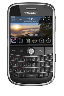 RIM launches new BlackBerry Bold
