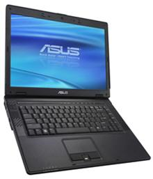 Asustek B50A notebook