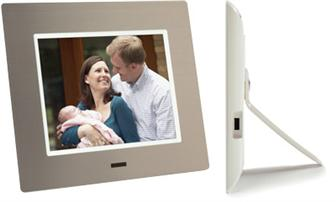 GiiNii 8-inch ultra thin digital picture frame