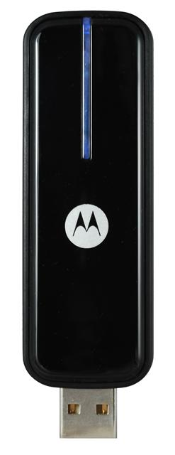 Motorola introduces first WiMAX USB adaptor for notebooks