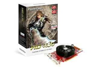 PowerColor AX4830 512MD3-H graphics card