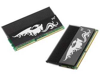 PQI Turbo DDR3-2000 DIMM modules