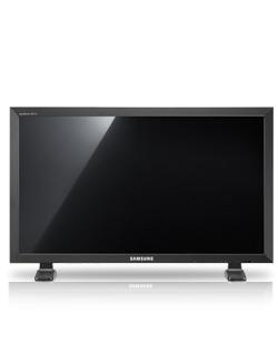 Samsung 46-inch touch screen LCD display